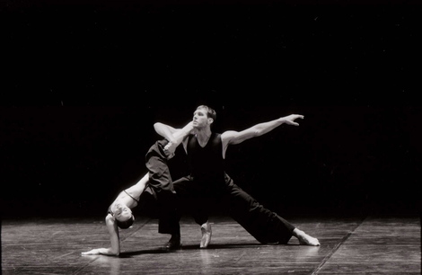 Heather Jurgensen und Yaroslav Ivanenko in Invisible Grace