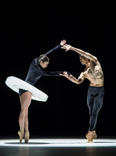 "Alice Firenze, Masayu Kimoto in ""Movements to Stravinsky"""