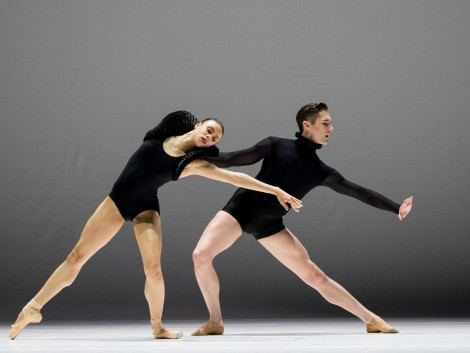 "Nikisha Fogo, Greig Matthews in ""Movements to Stravinsky"""