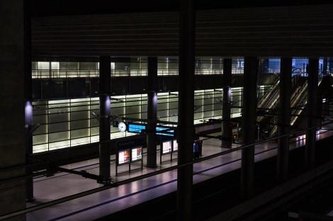 Potzdamer Platz Bahnhof Platform
