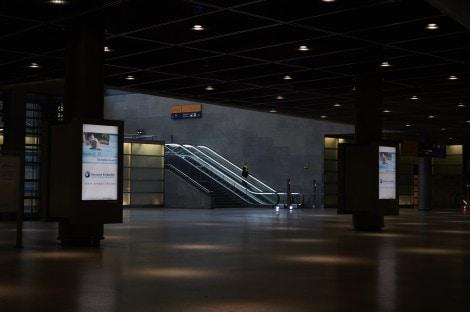 Potzdamer Platz Bahnhof Exit