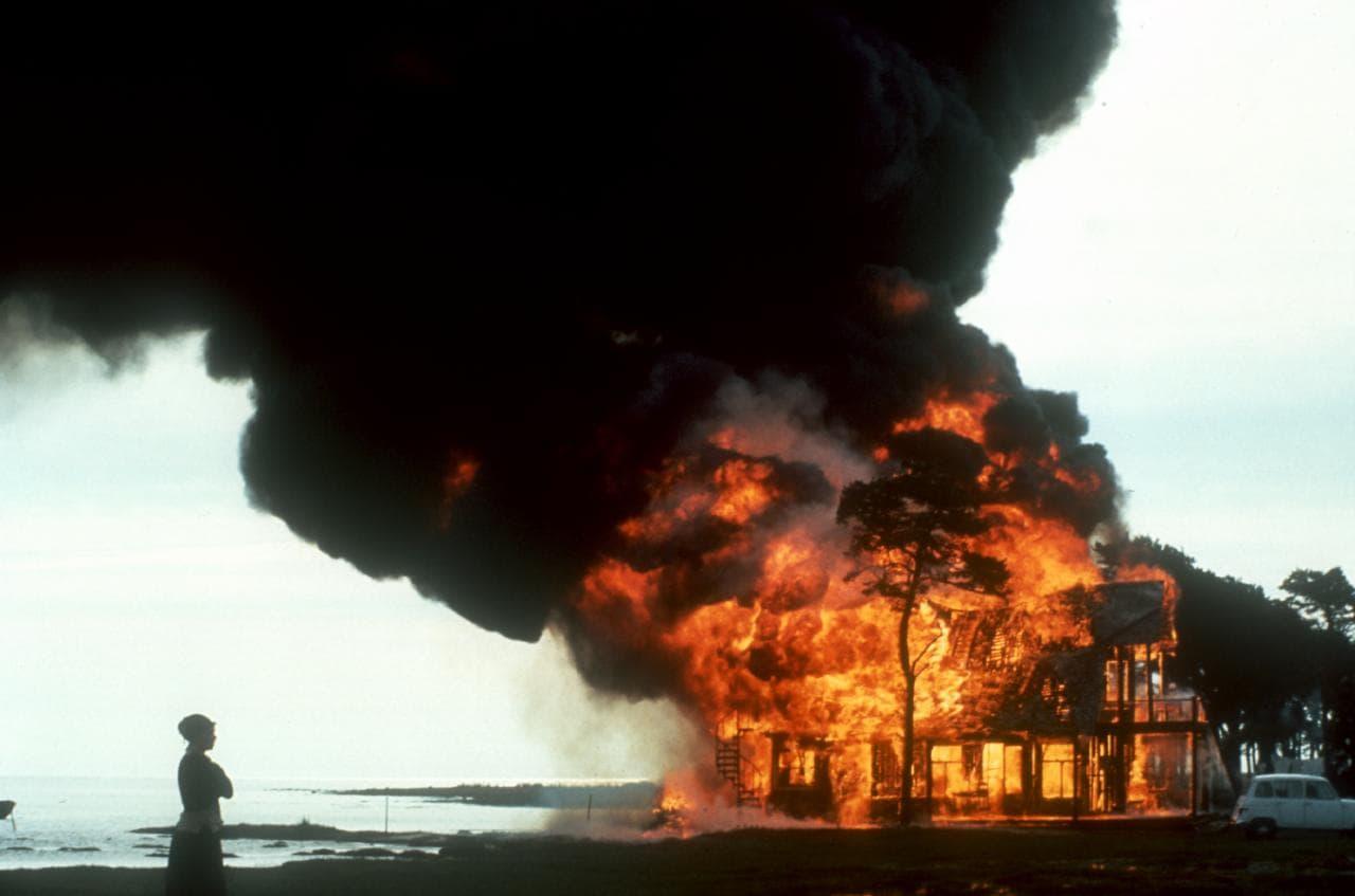 Clip from Andrei Tarkovsky - The Sacrifice - Failed Vimeo version for Martin