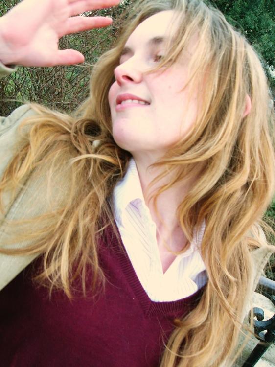 L anglaise aux beaux yeux au jardin des plantes not uncoy for Jardin a l anglaise