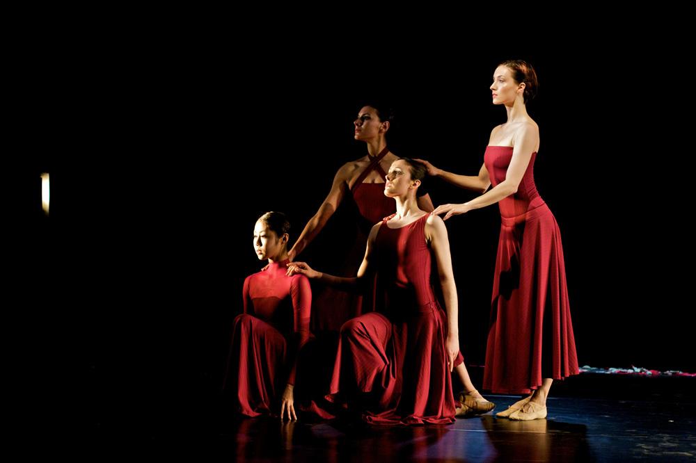 8292 Samuel Colombert Song for Four Women