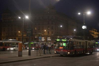 Vienna Staatsoper Nachtbus