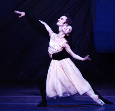 Jiri Jelinek and Sue Jin Kang in Eugene Onegin